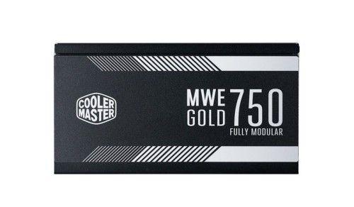 COOLER MASTER MWE GOLD 750 FULLY MODULAR