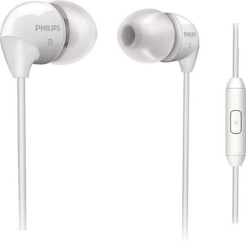 Ecouteurs intra-auriculaires bleus bleus - Couleur blancs / MMAUD-SHE3515WT/00