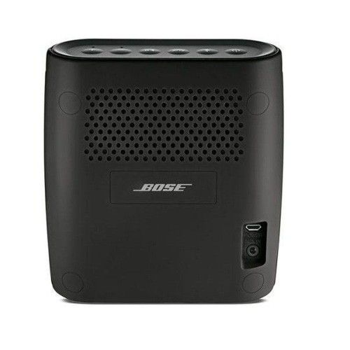 Bose Sound link Enceinte Bluetooth Black Black / MMAUD-627840-5110
