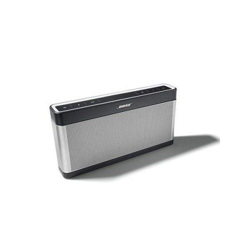Bose Sound link III Enceinte Bluetooth Black Black / MMAUD-369946-5300