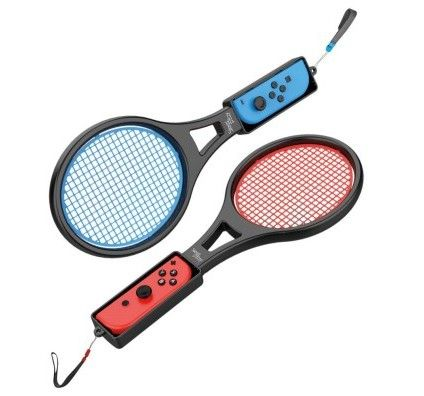Steelplay Switch Tennis Racket (par 2)