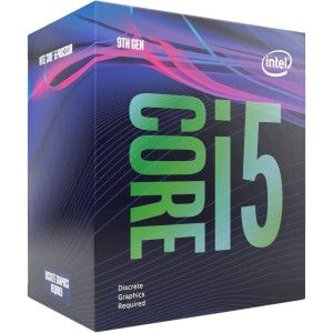 Intel Core i5-9400F (2.9 GHz / 4.1 GHz)