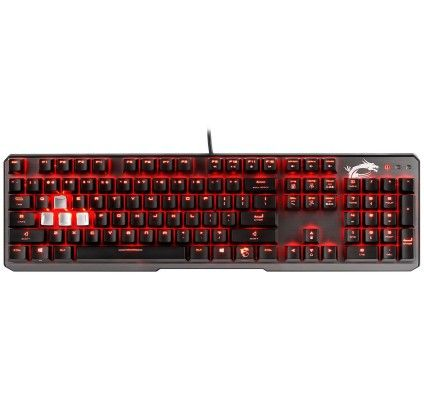 MSI Vigor GK60 CR (MX Red)