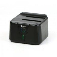 HEDEN - DUAL DOCK HEDEN POUR SSD/HDD SATA 2.5'' & 3.5''