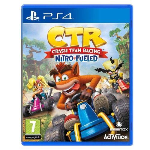 Crash Team Racing Nitro-Fueled (PS4)