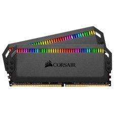 Corsair Dominator Platinum RGB 16 Go (2x8Go) DDR4 3600 MHz CL18
