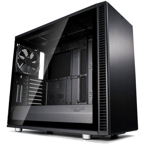 Fractal Design Define S2 Blackout TG