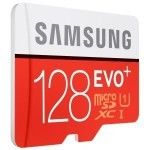 Samsung Micro-SDXC 128 Go EVO+