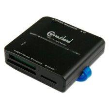 Lecteur Multicarte USB v3.0 GC-3329 Noir Connectland