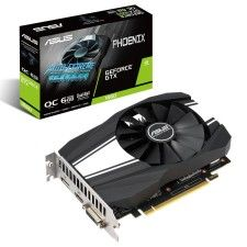 Asus GeForce GTX 1660 PH-GTX1660-O6G