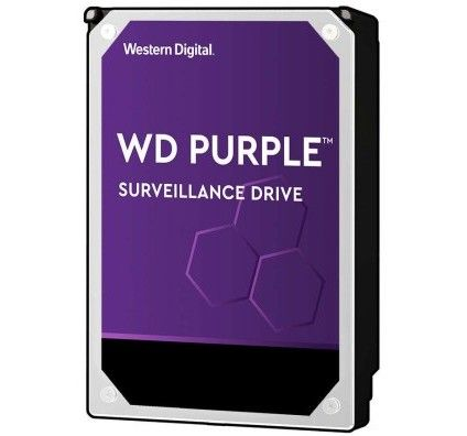 Western digital WD Purple Surveillance Hard Drive 10 To SATA 6Gb/s - WD102PURZ