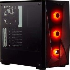 Corsair Carbide SPEC-DELTA RGB TG Noir - CC--9011166-WW
