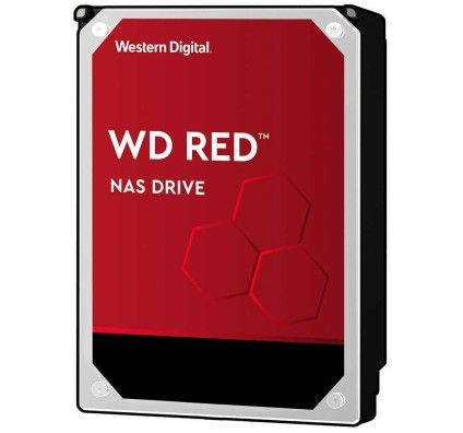 Western digital WD Red 6 To SATA 6Gb/s