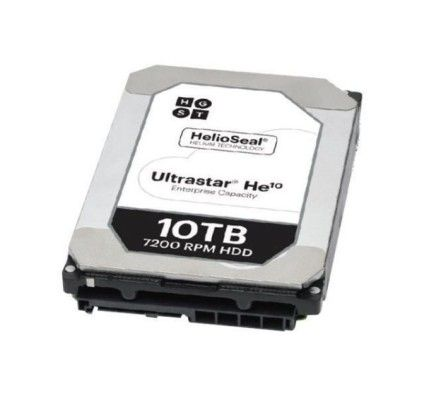 WD Ultrastar He10 - 10To Self-Encrypting Drive (SED)