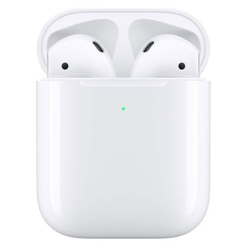 Apple AirPods 2 - Boîtier Charge Sans Fil