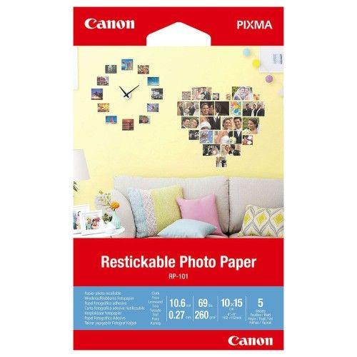Canon RP-101 Autocollant Repositionnable