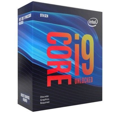 Intel Core i9-9900KF (3.6 GHz / 5.0 GHz)