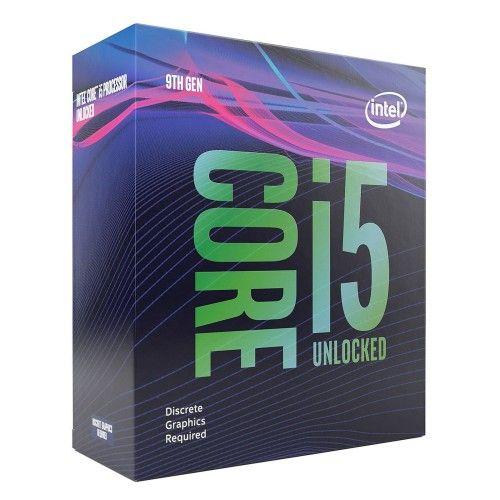 Intel Core i5-9600KF (3.7 GHz / 4.6 GHz)