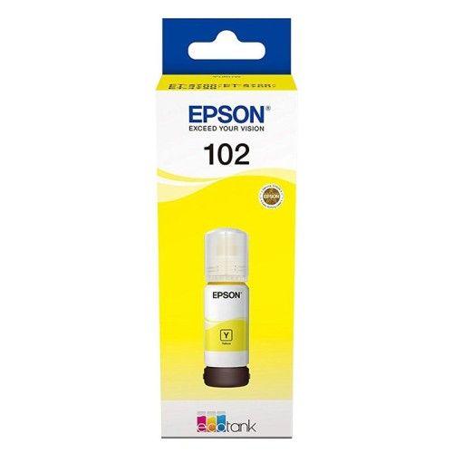 Epson 102 EcoTank Jaune