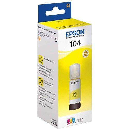 Epson 104 EcoTank Jaune