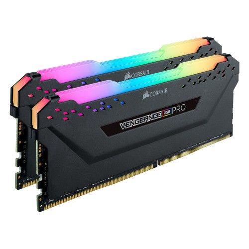 Corsair Vengeance RGB PRO Series 32 Go (2x16Go) DDR4 3600 MHz CL18 - CMW32GX4M2Z3600C18