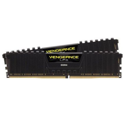 Corsair Vengeance LPX Series Low Profile 32 Go (2x16Go) DDR4 3200 MHz CL16 - CMK32GX4M2E3200C16