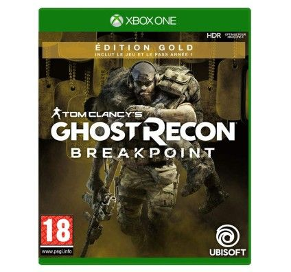 Tom Clancy's Ghost Recon : Breakpoint - Gold Edition (Xbox One)
