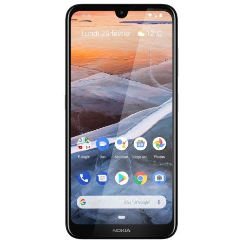 Nokia 3.2 Dual SIM Gris