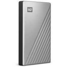 WD My Passport Ultra 2 To Argent (USB 3.0/USB-C)
