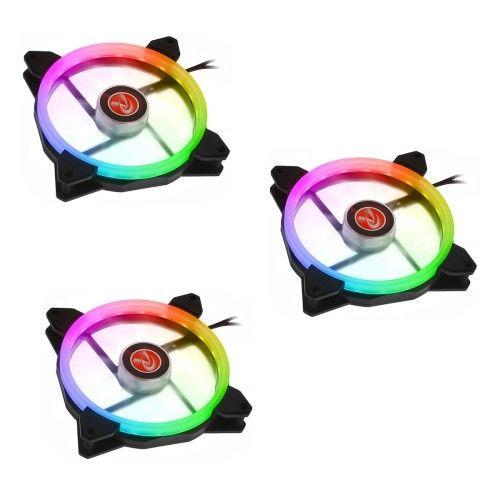 Raijintek Iris 14 Rainbow RGB - 0R400050
