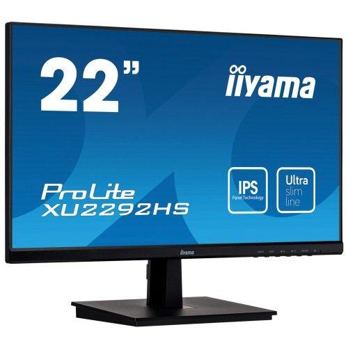 "Iiyama 21.5"" LED - Prolite XU2292HS-B1"