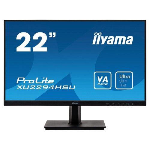 "Iiyama 21.5"" LED - Prolite XU2294HSU-B1"