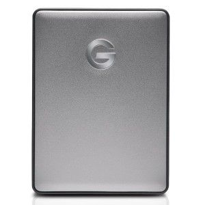 G-Technology G-Drive Mobile USB-C 2 To Gris