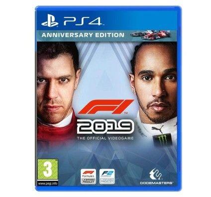 F1 2019 - Édition Anniversaire (PS4)