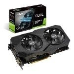 Asus GeForce GTX 1660 Ti DUAL-GTX1660TI-O6G-EVO