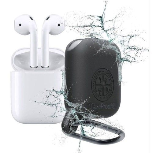 CaseProof Waterproof Airpods Case Noir