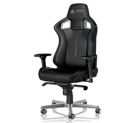 Noblechairs Epic (Mercedes AMG Petronas Edition)
