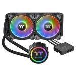 Thermaltake Floe Riing RGB 240 TT Premium Edition - CL-W255-PL12SW-A