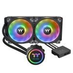 Thermaltake Floe Riing RGB 240 TT Premium Edition - CL-W257-PL14SW-A