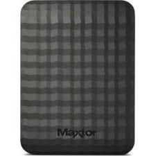 Maxtor  HX-M101TCB/GM   Disque Dur Externe 1 To USB 3.0 Noir