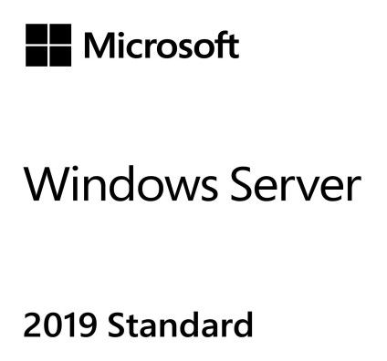 Microsoft Windows Server Standard 2019 (16 Coeurs)