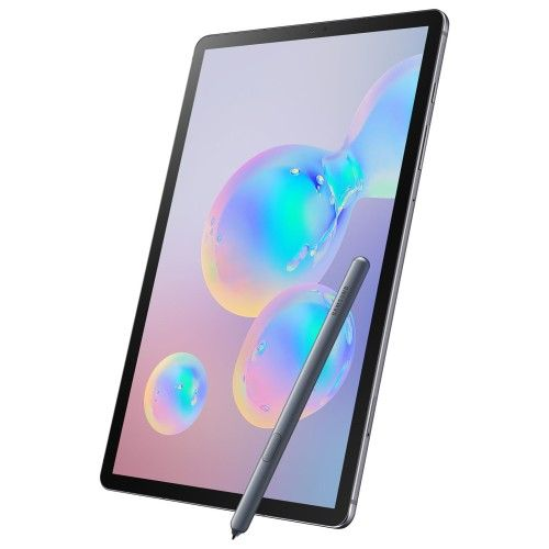 """Samsung Galaxy Tab S6 10.5"""" SM-T860 256 Go Gris Wi-Fi"""