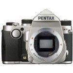 Appareil photo Reflex Pentax KP Nu silver