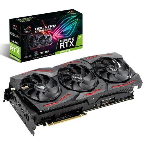 Asus GeForce RTX 2080 SUPER ROG-STRIX-RTX2080S-O8G-GAMING - 90YV0DH0-M0NM00