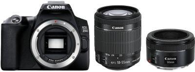 Appareil photo Reflex Canon EOS 250D 18-55 IS STM + 50 1.8