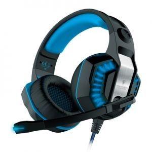 Casque de jeu USB-7.1 CH FREYR-BK-Blue Berserker Gaming