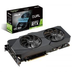 ASUS GeForce RTX 2080 SUPER DUAL-RTX2080S-8G-EVO