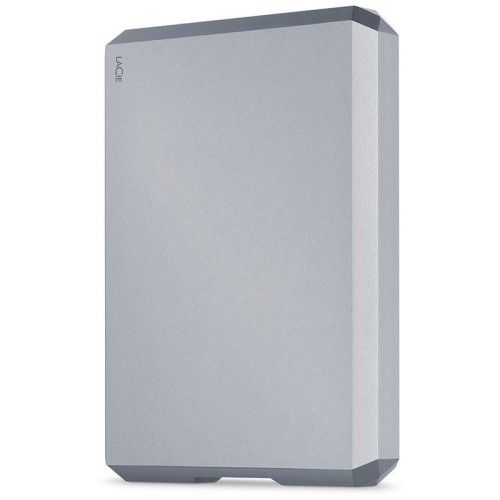 LaCie Mobile Drive 4 To Space Gray  (USB 3.1 Type-C)