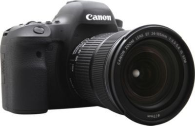 Appareil photo Reflex Canon EOS 6D Mark II + 24-105mm IS STM