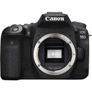 Appareil photo Reflex Canon EOS 90D Nu